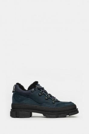 Ботинки Stokton синие - 631UB