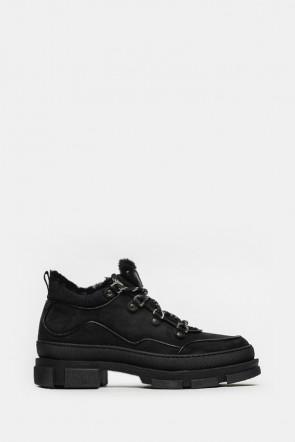 Ботинки Stokton черные - 631UN