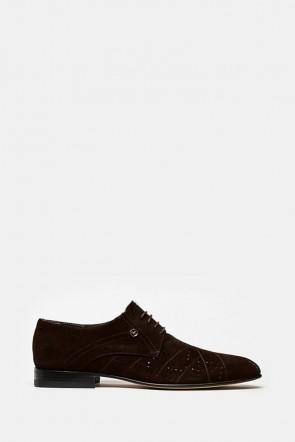 Туфли Giovanni Ciccioli коричневые - 655_1