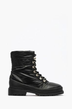 Ботинки Liu Jo черные - 69025n