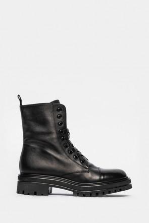 Ботинки Uma Parker черные - 7095