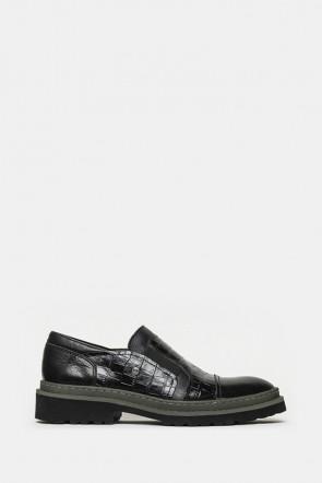 Туфли Lab Milano черные - 7720_n