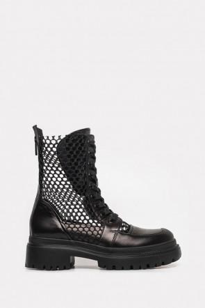 Ботинки Genuin Vivier черные - 77310n
