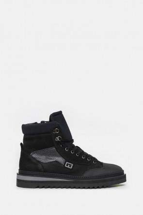 Ботинки Gianfranco Butteri черные - 93583