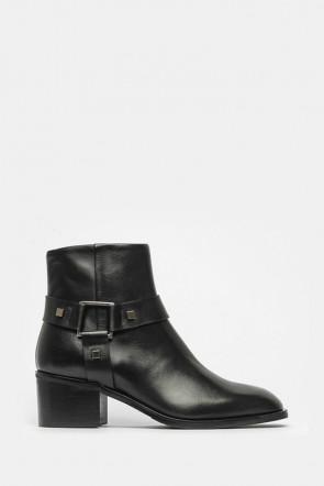 Ботинки Ma Lo черные - 9470