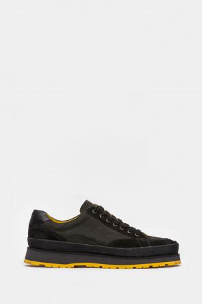 Ботинки Gianfranco Butteri черные - 95920