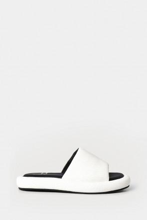 Шлепанцы Genuin Vivier белые - 988122