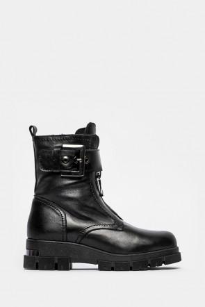 Ботинки Albano черные - A0074