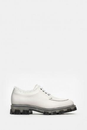 Туфли Stokton белые - BL64W