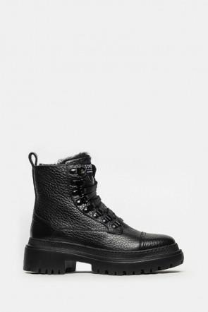 Ботинки Stokton черные - BLK37