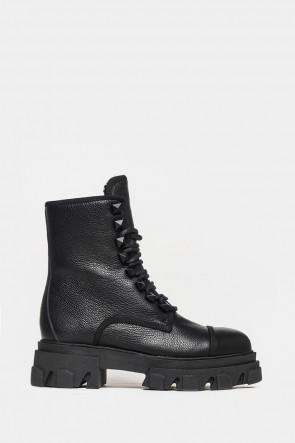 Женские ботинки Stokton черные - BLK71