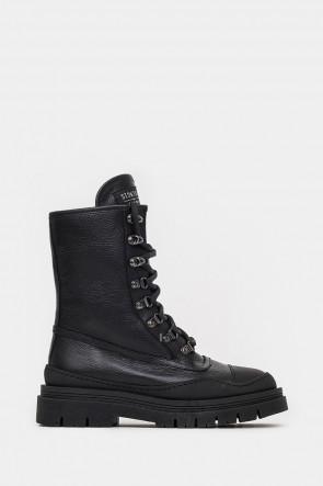 Женские ботинки Stokton черные - BLK79n