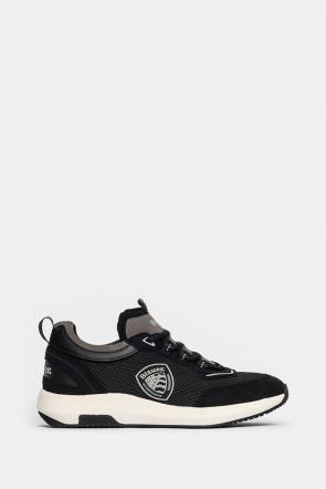 Кроссовки Blauer USA черные - byronN