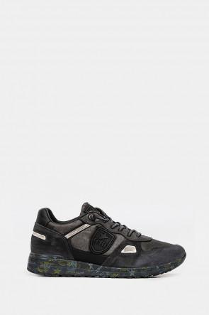Мужские кроссовки Cetti черные - CT1216n