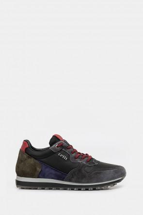 Мужские кроссовки Cetti черные - CT1244n