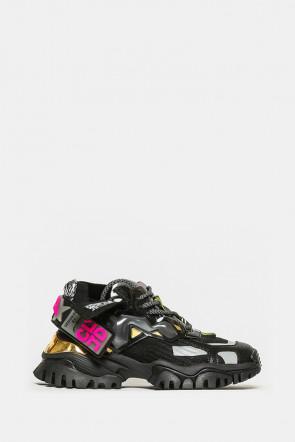 Кроссовки CLJD черные - G033n