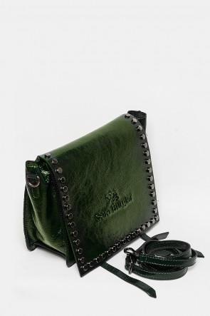 Сумка Sara Berglar зеленая - 1692gr