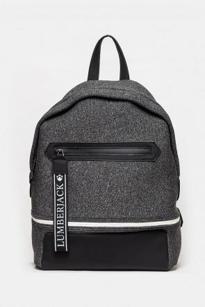 Рюкзак Lumberjack серый - 77271