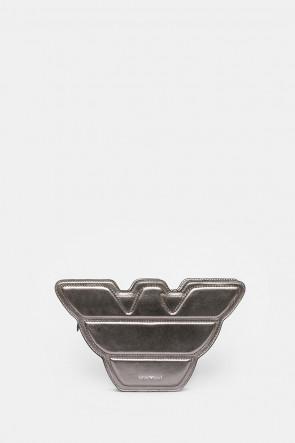 Сумка Emporio Armani серебро - 78a1