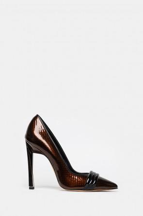 Туфли Mac Collection коричневые - 141001