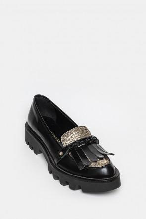 Туфли Mac Collection черные - 16028