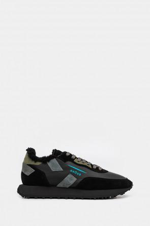 Мужские кроссовки Ghoud черные - GHx19