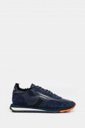 Мужские кроссовки Ghoud синие - GHx45