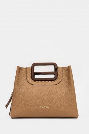 Женская сумка Gironacci горчичная - GR2360b