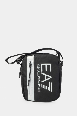 Сумка Emporio Armani черная - AJ665