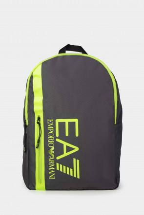 Рюкзак Emporio Armani серый - AJ974gr