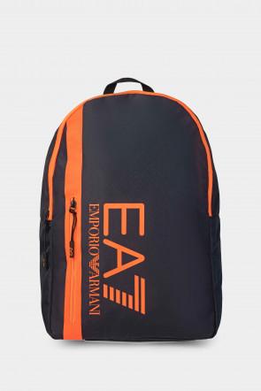 Рюкзак Emporio Armani синий - AJ974bl