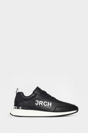 Мужские кроссовки John Richmond черные - JR12203n