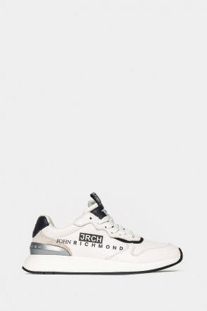 Женские кроссовки John Richmond белые - JR12311w