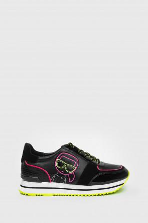 Кроссовки Karl Lagerfeld черные - 61930n