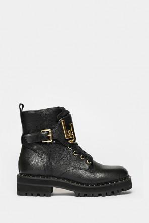 Ботинки Liu Jo черные - L0007