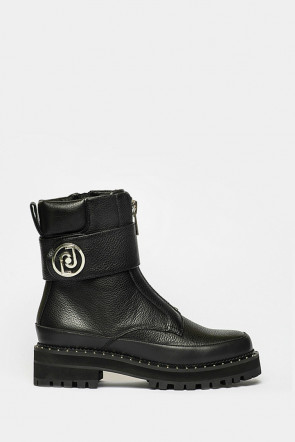 Ботинки Liu Jo черные - L0173