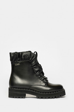 Ботинки Liu Jo черные - L0175
