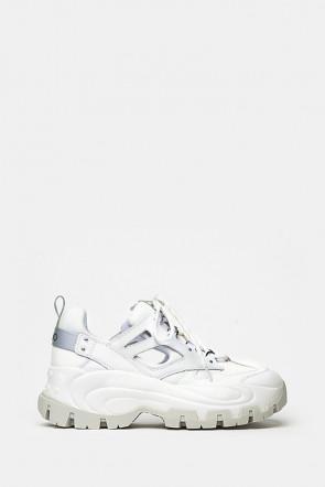 Кроссовки Liu Jo белые - L025