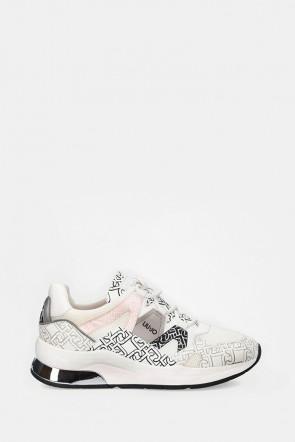 Кроссовки Liu Jo белые - L1001