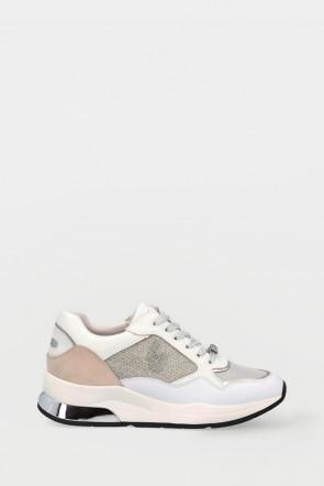 Кроссовки Liu Jo белые - L1003