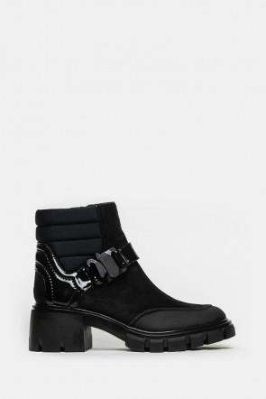 Ботинки Loriblu черные - LR178