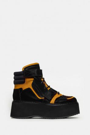 Ботинки Loriblu черные - LR189