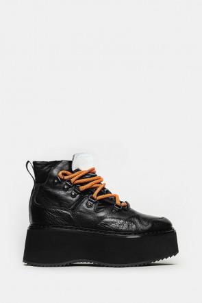 Ботинки Loriblu черный - LR249