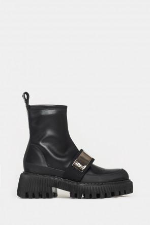 Женские ботинки Loriblu черные - LR5300