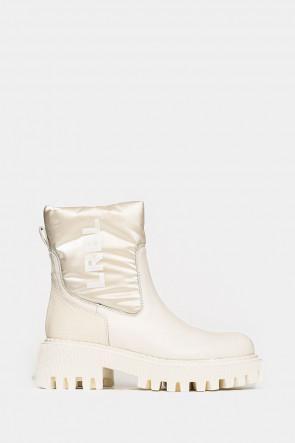 Женские ботинки Loriblu молочные - LR5400
