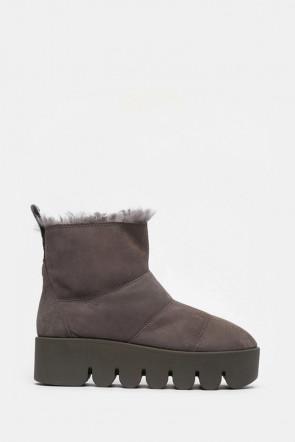 Ботинки Molli`s серые - malmon1