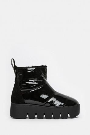 Ботинки Molli`s черные - malmon3