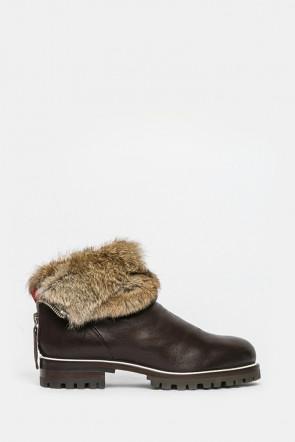 Ботинки Halmanera коричневые - manon21m
