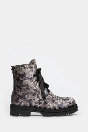 Ботинки Noclaim серые - nasta1