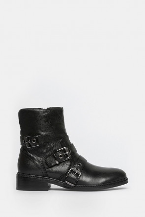 Ботинки Kendall and Kylie черные - nori
